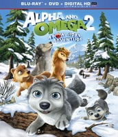 Alpha and Omega 2: A Howl-iday Adventure movie poster (2013) picture MOV_d33801f5