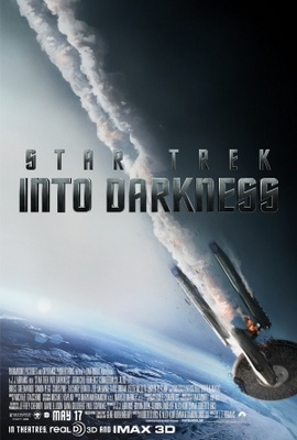 Star Trek Into Darkness movie poster (2013) poster MOV_d34c95f0