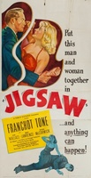 Jigsaw movie poster (1949) picture MOV_d3554514