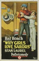 Why Girls Love Sailors movie poster (1927) picture MOV_d3563dec