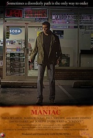 Maniac movie poster (2013) picture MOV_d357374b