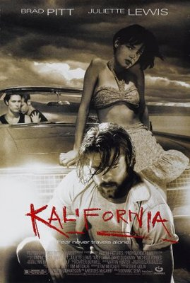 Kalifornia movie poster (1993) poster MOV_d35776c3