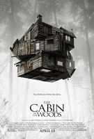 The Cabin in the Woods movie poster (2010) picture MOV_d357e4a4