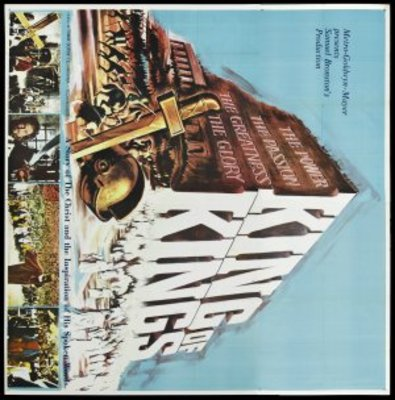 King of Kings movie poster (1961) poster MOV_d35b3345