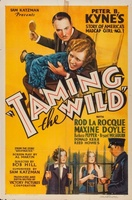 Taming the Wild movie poster (1936) picture MOV_d3608d57