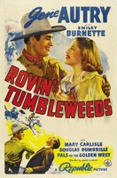 Rovin' Tumbleweeds movie poster (1939) picture MOV_d362d30e