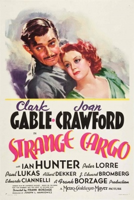 Strange Cargo movie poster (1940) poster MOV_d362ef3f