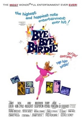 Bye Bye Birdie movie poster (1963) poster MOV_d36a37db