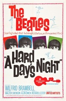 A Hard Day's Night movie poster (1964) picture MOV_d36c3def