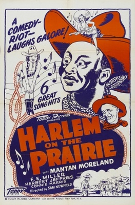 Harlem on the Prairie movie poster (1937) poster MOV_d37e809d