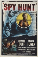 Spy Hunt movie poster (1950) picture MOV_d384311e