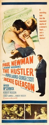 The Hustler movie poster (1961) poster MOV_d38bc57c