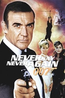 Never Say Never Again movie poster (1983) picture MOV_d396c5a5