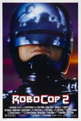 RoboCop 2 movie poster (1990) poster MOV_d39b7a81
