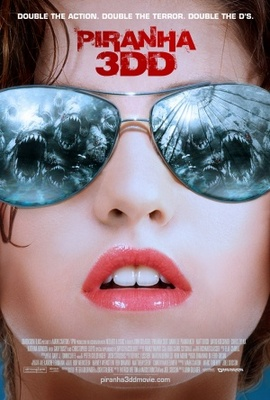 Piranha 3DD movie poster (2011) poster MOV_d3a01c07
