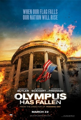 Olympus Has Fallen movie poster (2013) poster MOV_d3a1baa4