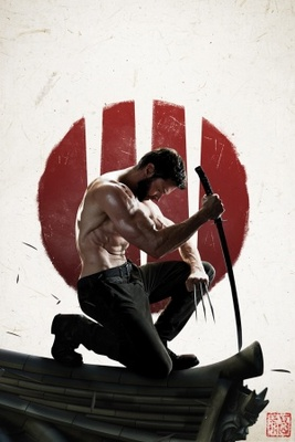The Wolverine movie poster (2013) poster MOV_d3a9cc66