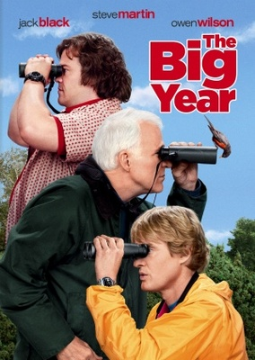 The Big Year movie poster (2011) poster MOV_d3aca834