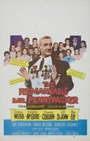 The Remarkable Mr. Pennypacker movie poster (1959) picture MOV_d3af2a7d