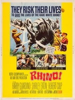 Rhino! movie poster (1964) picture MOV_d3afecfd