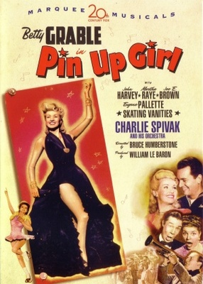 Pin Up Girl movie poster (1944) poster MOV_d3b448d9