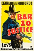 Bar 20 Justice movie poster (1938) picture MOV_d3b55260