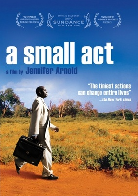 A Small Act movie poster (2010) poster MOV_d3b5b884