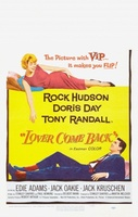 Lover Come Back movie poster (1961) picture MOV_d3b7b8ec