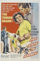 5 Steps to Danger movie poster (1957) picture MOV_d3bbc97f