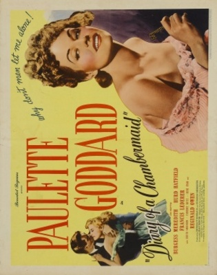 The Diary of a Chambermaid movie poster (1946) poster MOV_d3c35827