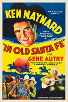 In Old Santa Fe movie poster (1934) picture MOV_d3cbd077
