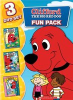 Clifford the Big Red Dog movie poster (2000) picture MOV_d3d850b7
