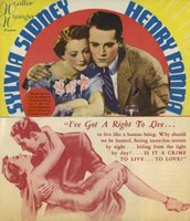 You Only Live Once movie poster (1937) picture MOV_d3ede6d1