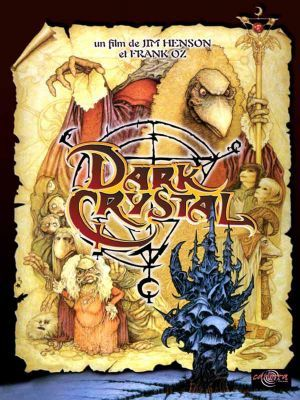 The Dark Crystal movie poster (1982) poster MOV_d3f81928