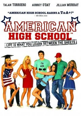 American High School movie poster (2009) poster MOV_d3fb753f