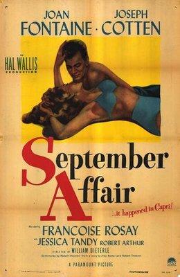 September Affair movie poster (1950) poster MOV_d3fe9d99