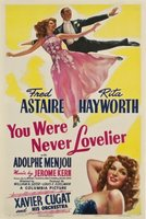 You Were Never Lovelier movie poster (1942) picture MOV_d40366fc