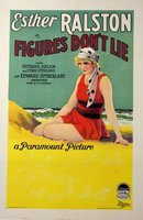 Figures Don't Lie movie poster (1927) picture MOV_d4055493