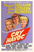 Cry 'Havoc' movie poster (1943) picture MOV_d4159b13