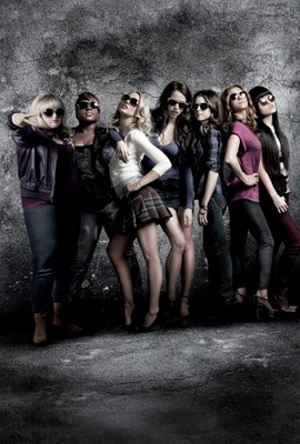Pitch Perfect movie poster (2012) poster MOV_d416ad93
