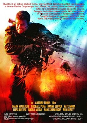 Shooter movie poster (2007) poster MOV_d41cafdb