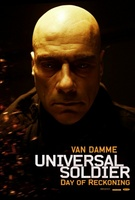 Universal Soldier: Day of Reckoning movie poster (2012) picture MOV_d41ef0d6
