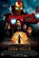 Iron Man 2 movie poster (2010) picture MOV_d4257c72