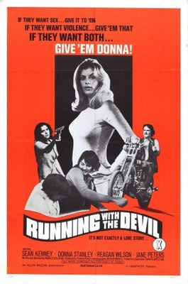 Running with the Devil movie poster (1973) poster MOV_d426600c
