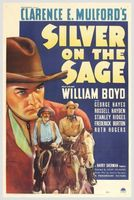 Silver on the Sage movie poster (1939) picture MOV_d43db203
