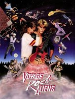 Voyage of the Rock Aliens movie poster (1988) picture MOV_d4456d47
