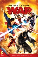 Justice League: War movie poster (2014) picture MOV_d448e2b2