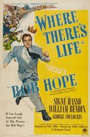 Where There's Life movie poster (1947) picture MOV_d449aecb