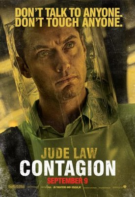 Contagion movie poster (2011) poster MOV_d44b8452