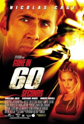 Gone In 60 Seconds movie poster (2000) poster MOV_d452b88b